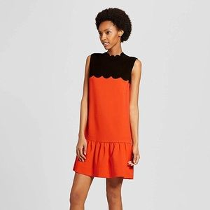 Victoria Beckham for Target M midis dress nwot